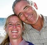 Steve and Jenni Martin McAllister