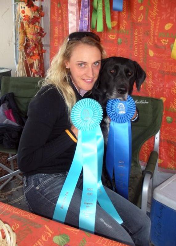 Verena Mahin Equestrian Coach