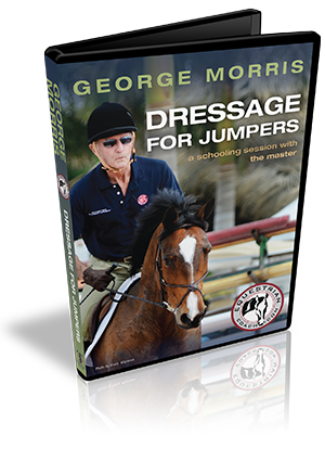 George Morris Dressage For Jumpers DVD for sale