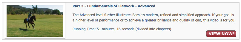Fundamentals of Flatwork - Advanced