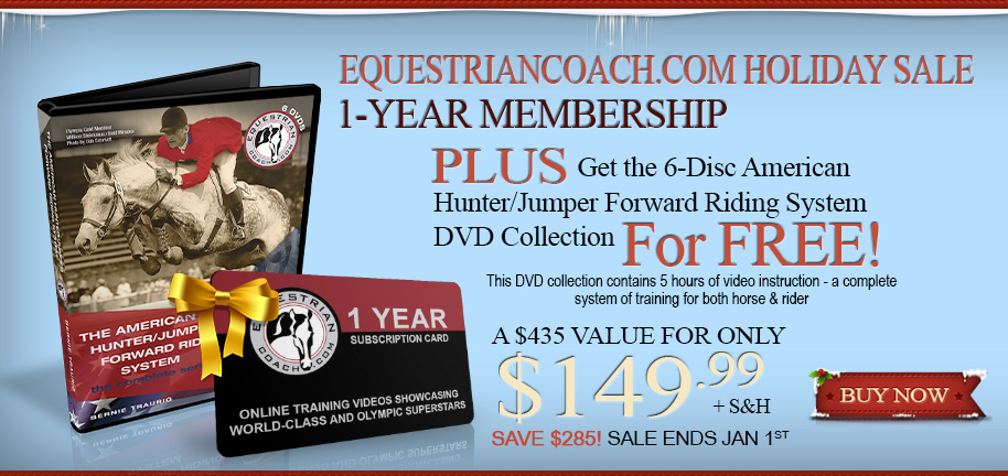 1 Year Membership and DVD Collection $149.99