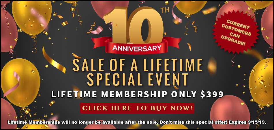 EquestrianCoach Lifetime Sale Event