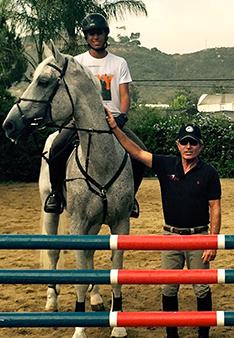 EquestrianCoach.com Workshop Moummar Nawafleh
