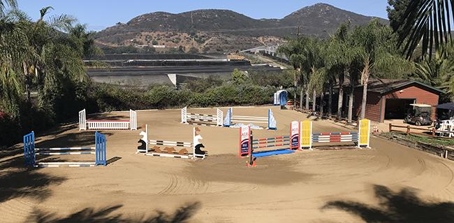 Equestrian Coach Ranch