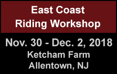 East Coast Riding Workshop