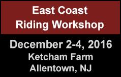 East Coast Riding Workshop
